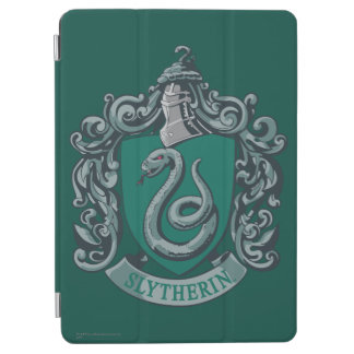 Slytherin Crest Green iPad Air Cover