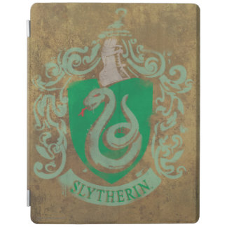 Slytherin Crest HPE6 iPad Cover