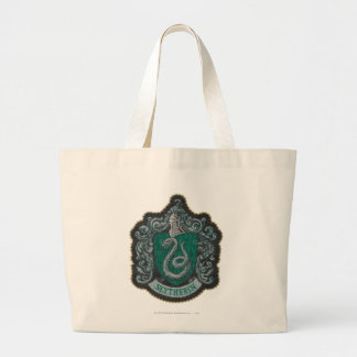 Slytherin Crest Jumbo Tote Bag