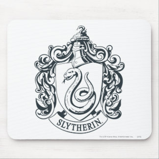 Slytherin Crest Mouse Pads