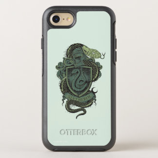 SLYTHERIN™ Crest OtterBox Symmetry iPhone 7 Case