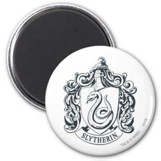 Slytherin Crest Refrigerator Magnet