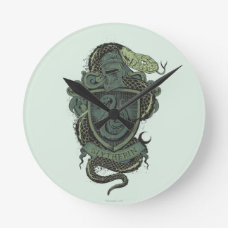 SLYTHERIN™ Crest Wallclock