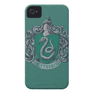 Slytherin House Crest iPhone 4 Covers