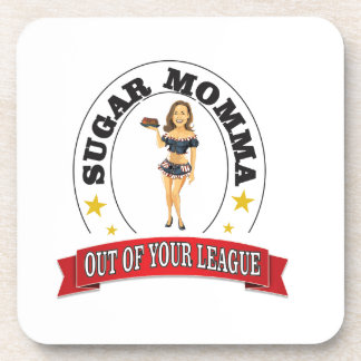 sm out of your league drink coasters