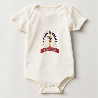 sm pretty and petite baby bodysuit