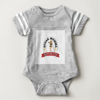 sm pretty and petite baby bodysuit