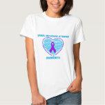 SMA Awareness RIbbon & Heart T Shirts