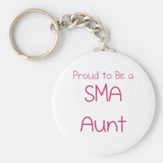 SMA Family - Aunt Keychain