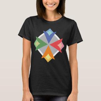 Smack Happy Design - Black T Shirt
