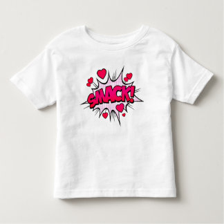 Smack With Cuteness Toddler T-shirt