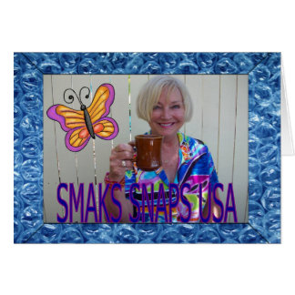 SMAKS SNAPS USA CARD
