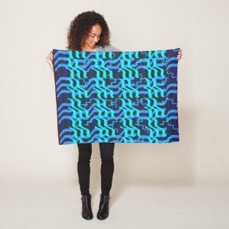 "Small (30""x40""); medium (50""x 60""); large (60""x 80 fleece blanket"