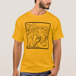 small - 6xl tee for him by DAL