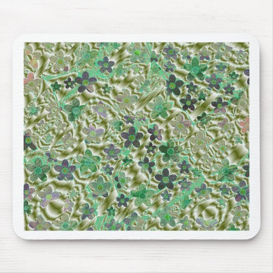 small abstractes coloured pattern mouse pad