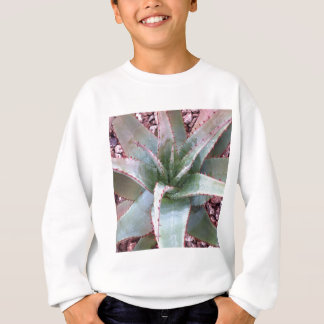 Small agave sweatshirt