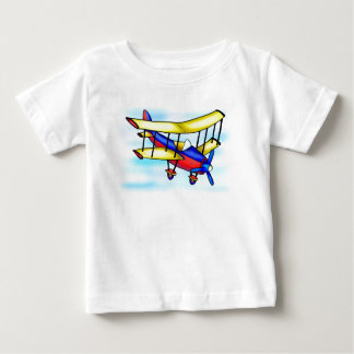 Small airplane baby T-Shirt