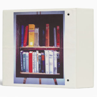 Small American Library 1985 Vinyl Binder