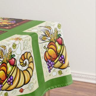 Small and Medium Grace Cornucopia Table Cloth Tablecloth