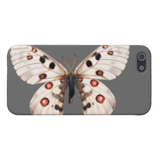 Small Apollo Butterfly iPhone 5 Case