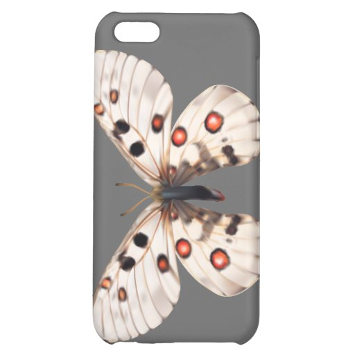 Small Apollo Butterfly iPhone 5C Covers