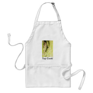 small Asparagus spears Standard Apron