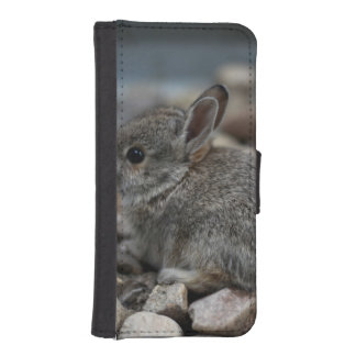 SMALL BABY BUNNY PHONE WALLET CASE