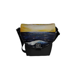 Small Bag Sunset - Jenny Simon Merchandinse Messenger Bags