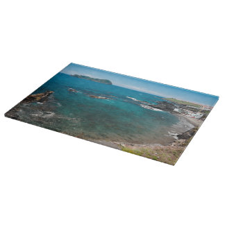 Small bay and islet boards