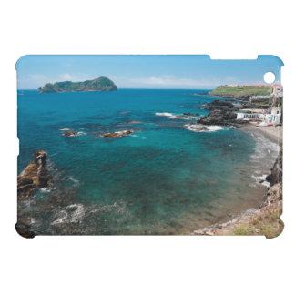 Small bay and islet iPad mini case