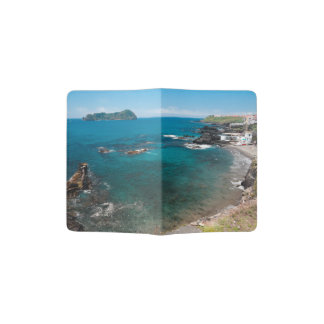Small bay and islet passport holder