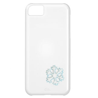 Small Bead Snowflake to Add to Your Photos Case For iPhone 5C