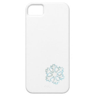 Small Bead Snowflake to Add to Your Photos iPhone 5 Cover