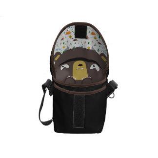 Small Bear Stowaway Commuter Bags