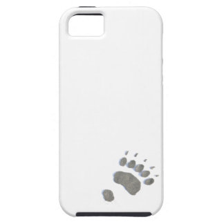 Small Bear Track Template iPhone 5 Covers