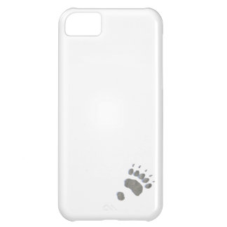 Small Bear Track Template iPhone 5C Cover