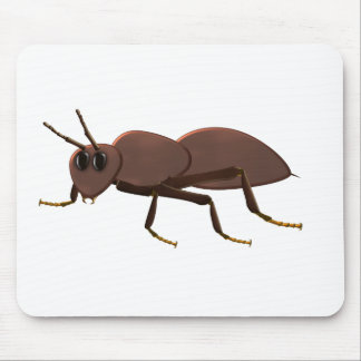 Small brown ant mouse pad