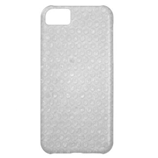 Small Bubble Wrap Texture Cover For iPhone 5C