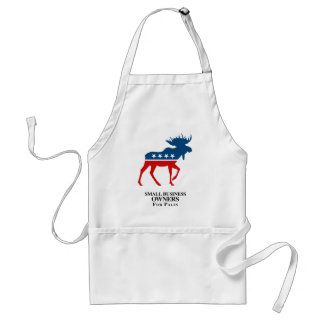 SMALL BUSINESS OWNERS FOR PALIN ADULT APRON