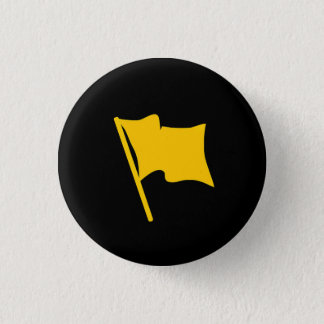 Small buttons: Flag of the freedom 1 Inch Round Button