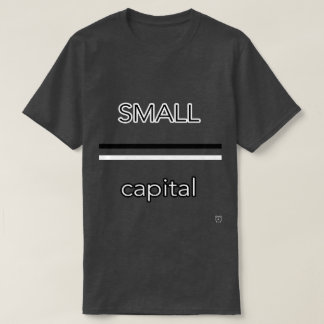 SMALL & capital - Mindless Nation T-Shirt