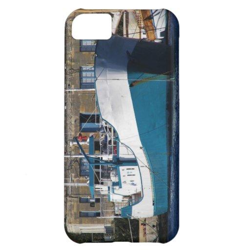 Small Cargo Vessel iPhone 5C Case