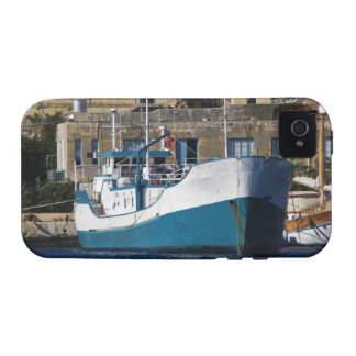 Small Cargo Vessel iPhone 4 Case
