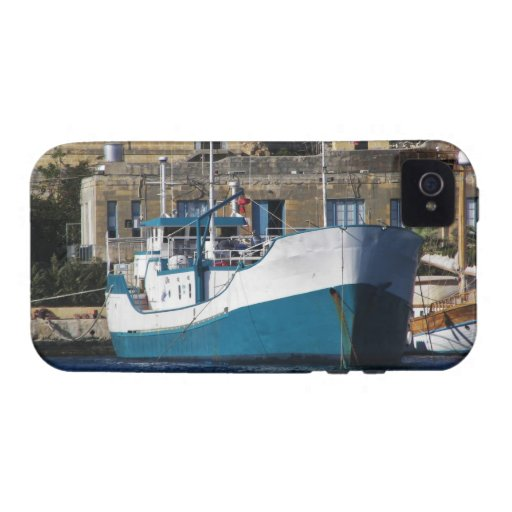 Small Cargo Vessel iPhone 4 Case