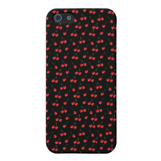 Small Cherries Cover For iPhone 5