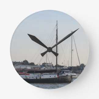 Small Classic Style Yacht Wall Clocks