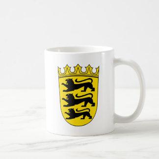 Small coat of arms of Baden-Wuerttemberg Coffee Mug