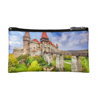Small Cosmetic  Bag Corvin castle