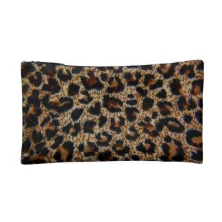 Small Cosmetic Bag~Leopard Print Makeup Bag