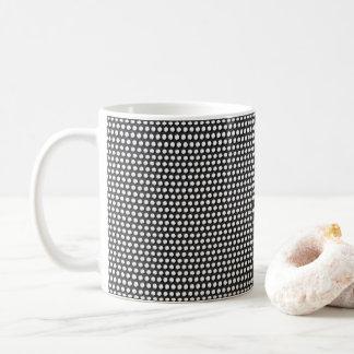 Small crystal sequins coffee mug